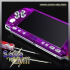 PSP3 - Faceplate (TRANSPARENT VIOLETT)