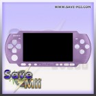 PSP3 - Original Faceplate (PURPLE)
