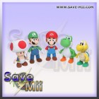 Super Mario Pluche Collectie