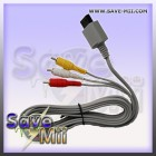 Wii - Composite Audio Video Cable