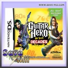DS - Guitar Hero - On Tour Decades