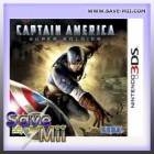 3DS - Captain America - Super Soldier
