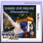 3DS - Dead or Alive - Dimensions