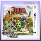 3DS - Legend of Zelda - Tri Force Heroes