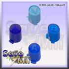 360 - ABXY Buttons Set (BLUE)