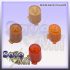 360 - ABXY Buttons Set (ORANGE)