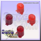 360 - ABXY Buttons Set (RED)