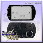 PSPGo - Replacement Cover (BLACK)