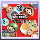 Gacha Mario Bros Sticker Box