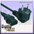 Schuko C13 Power Cord