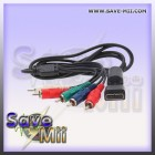 PS - Component Audio Video Cable