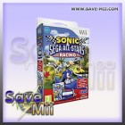 Wii - Sonic All Stars Racing & Stuur