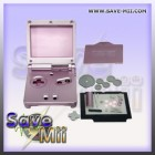 GBA SP - Replacement Cover (PINK)