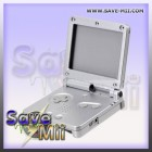 GBA SP - Replacement Cover (SILVER)
