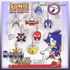 Gacha Sonic the Hedgehog Hangertje
