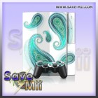 PS3 - Decalgirl Stickers (AZURE)