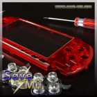 PSP3 - Faceplate (TRANSPARENT ROT)