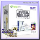 Xbox 360 Slim (320 GB) + Star Wars Pack