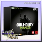 Xbox 360 Slim (250 GB) + Modern Warfare 3
