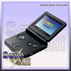 GBA - Gameboy Advance SP (BLACK)