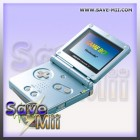GBA - Gameboy Advance SP (IJS BLAUW)