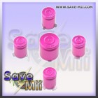 360 - Bullet ABXY Boutons Set (ROSE)