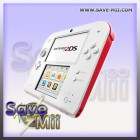 Nintendo 2DS (WIT ROOD)