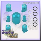 360 - Adjustable ABXY Guide Buttons (BLUE)