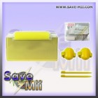 DSL - 8in1 Metal Case Set (GEEL)