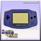 GBA - Replacement Cover (VIOLET)