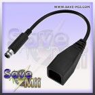360 Slim E - Strom Adapter Kabel