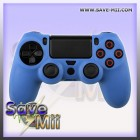 PS4 - Controller Silikoon Hoes (BLAUW)