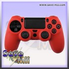 PS4 - Controller Silikoon Hoes (ROOD)