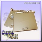 GBA SP - Replacement Cover (GOLD)