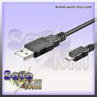USB-A to Micro-B Kabel