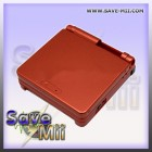 GBA SP - Replacement Cover (RED)