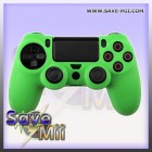 PS4 - Controller Silikoon Hoes (GROEN)