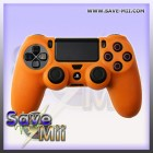 PS4 - Controller Silikoon Hoes (ORANJE)