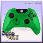 Xbox One - Controller Behuizing V2 (CHROME GROEN)