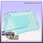 DSi - Crystal Case Hoes (BLAUW)