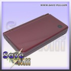 DSiXL - Replacement Cover (WINE RED)