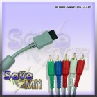 Wii - Component Audio Video Kabel