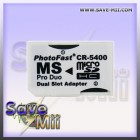 PhotoFast CR5400 MS Pro Duo